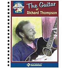 Homespun The Guitar of Richard Thompson Homespun Tapes Series Softcover with CD Performed by Richard Thompson