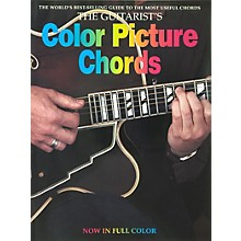Music Sales The Guitarist's Color Picture Chords Book