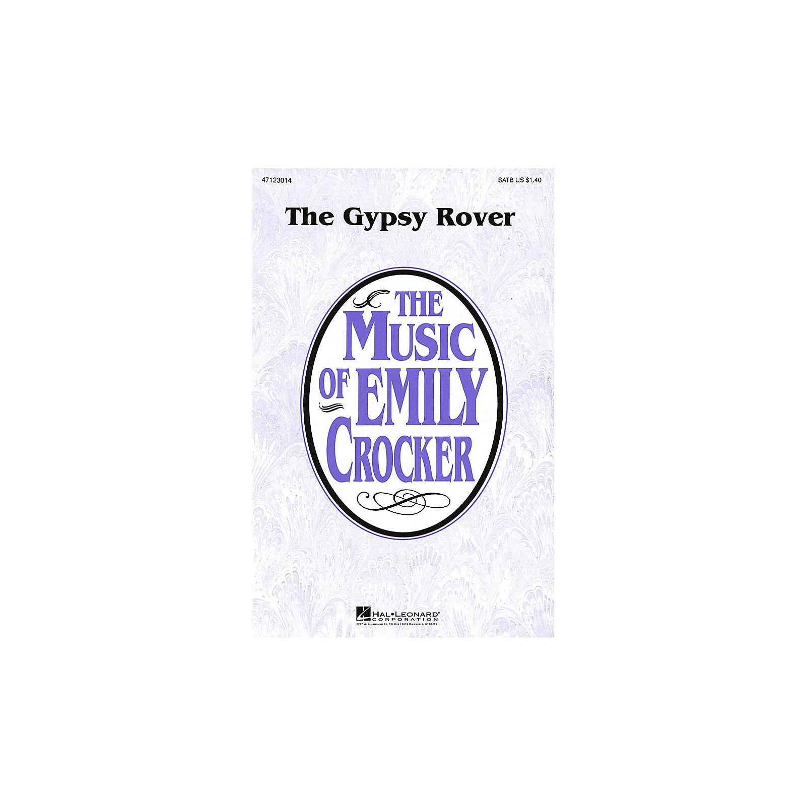 Hal Leonard The Gypsy Rover SSA Arranged by Emily Crocker