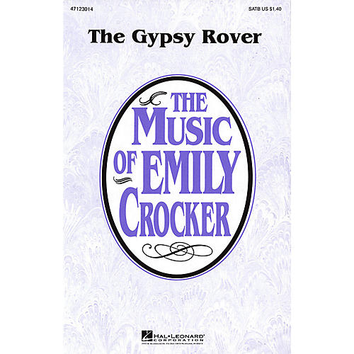 Hal Leonard The Gypsy Rover SSA Arranged by Emily Crocker