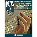 Homespun The Happy Traum Guitar Method Basic Theory That Every Guitarist Should Know BK/DVD by Happy Traum thumbnail