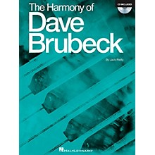 Music Sales The Harmony Of Dave Brubeck Book/CD