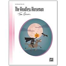 Alfred The Headless Horseman Late Elementary