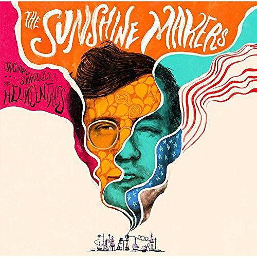Alliance The Heliocentrics - The Sunshine Makers (Original Soundtrack)