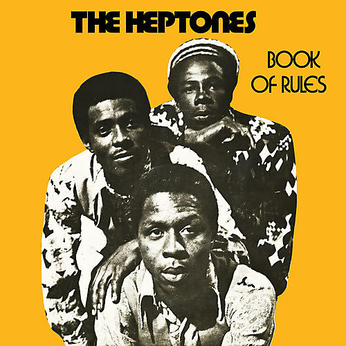 Alliance The Heptones - Book Of Rules