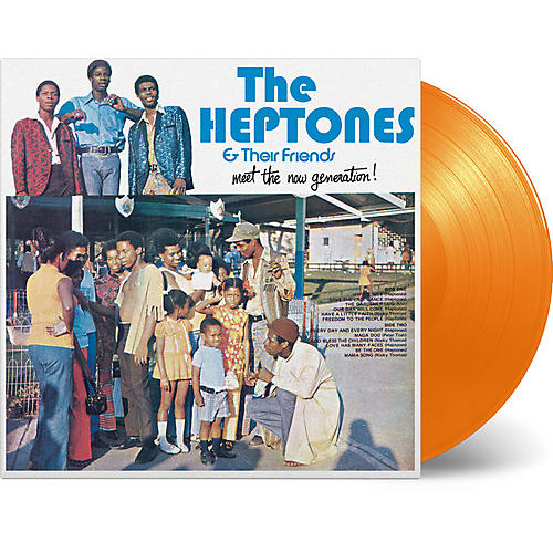 Alliance The Heptones & Their Friends - Meet The Now Generation!