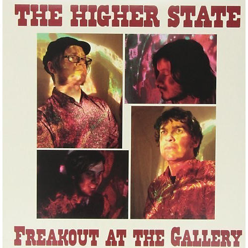 Alliance The Higher State - Freakout at the Gallery