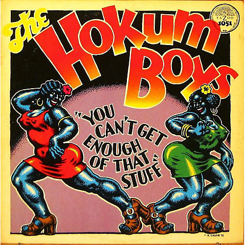 Alliance The Hokum Boys - You Can't Get Enough of That Stuff