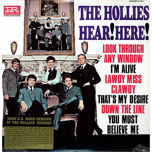 Alliance The Hollies - Hear! Here!