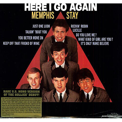 Alliance The Hollies - Here I Go Again