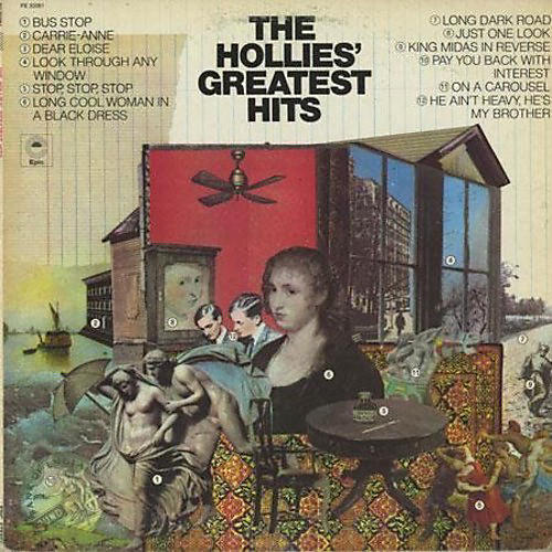 Alliance The Hollies - The Hollies Greatest Hit
