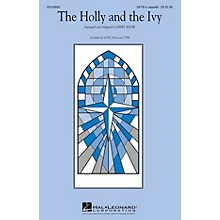 Hal Leonard The Holly and the Ivy TTBB A Cappella Arranged by Kirby Shaw