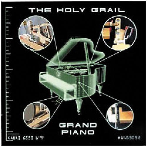 Q Up Arts The Holy Grail Piano Halion Platinum CD ROM