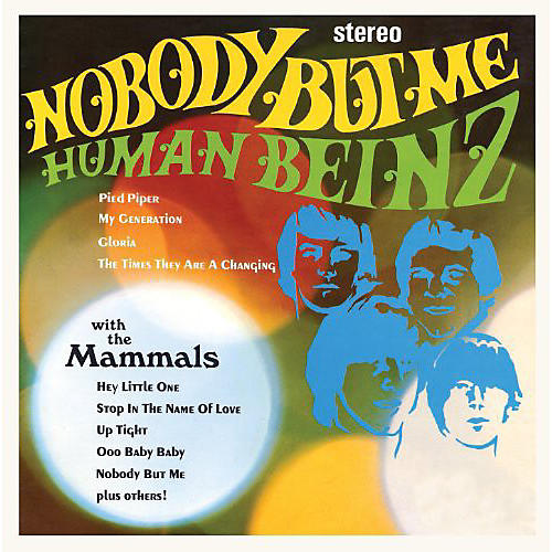 Alliance The Human Beinz - Nobody But Me