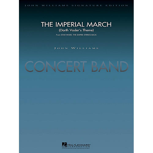 Hal Leonard The Imperial March (Darth Vader's Theme) Concert Band Level 5 Arranged by Stephen Bulla