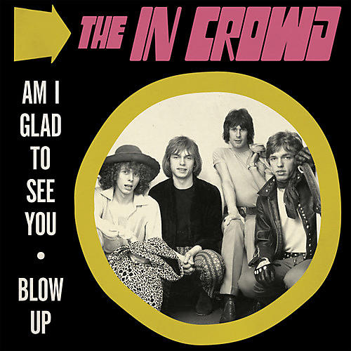 Alliance The In Crowd - Am I Glad To See You / Blow Up