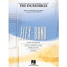 Hal Leonard The Incredibles Concert Band Level 2-3 Arranged by Paul Murtha