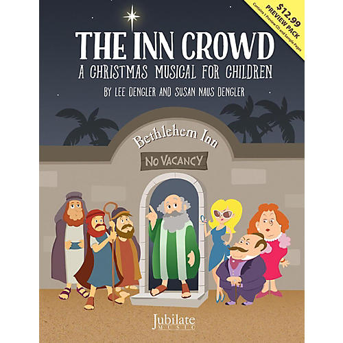 Alfred The Inn Crowd CD Preview Pack