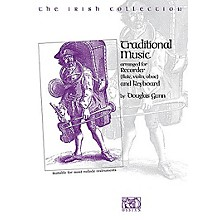 Music Sales The Irish Collection - Traditional Music (for Recorder and Keyboard) Music Sales America Series