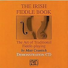 Music Sales The Irish Fiddle Book Music Sales America Series CD Written by Matt Cranitch