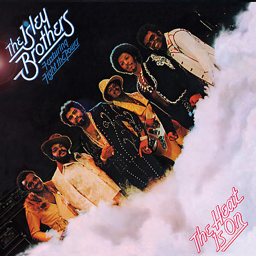 Alliance The Isley Brothers - Heat Is on