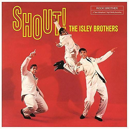 Alliance The Isley Brothers - Shout! + Bonus Tracks