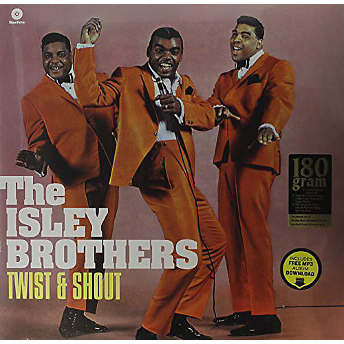 Alliance The Isley Brothers - Twist & Shout
