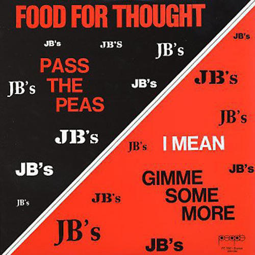 Alliance The J.B.'s - Food for Thought