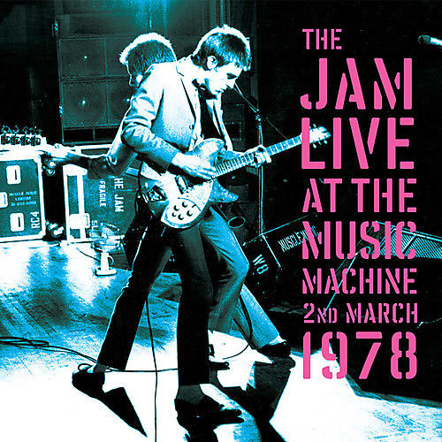 Alliance The Jam - Live At The Music Machine