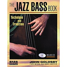 Backbeat Books The Jazz Bass (Book/CD)