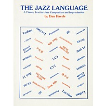 Alfred The Jazz Language A Theory Text for Jazz Composition and Improvisation Book