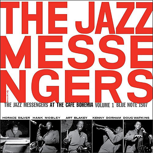 Alliance The Jazz Messengers - At the Cafe Bohemia 1