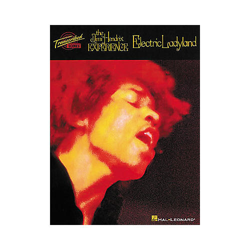 Hal Leonard The Jimi Hendrix Experience - Electric Ladyland Transcribed Score Book