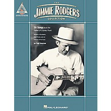 Hal Leonard The Jimmie Rodgers Collection Guitar Tab Book