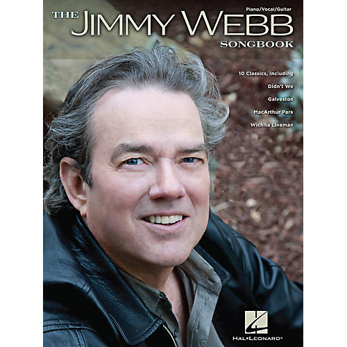 Hal Leonard The Jimmy Webb Songbook - Piano/Vocal/Guitar Composer Collection