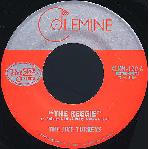 Alliance The Jive Turkeys - Reggie / Duck's Dirge