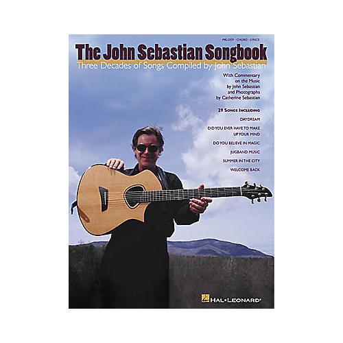 Hal Leonard The John Sebastian Piano/Vocal/Guitar Artist Songbook