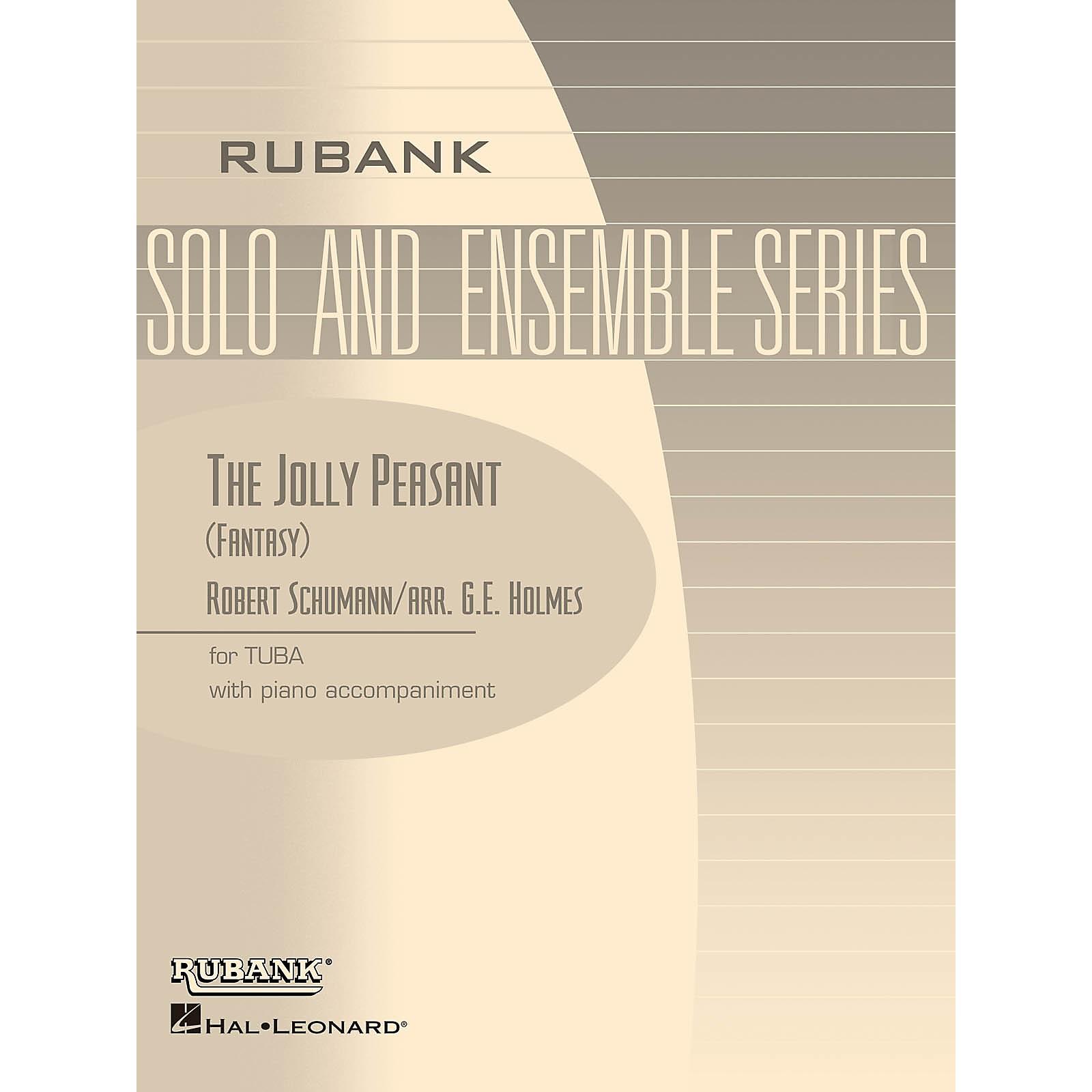 Rubank Publications The Jolly Peasant (Fantasy) Rubank Solo/Ensemble Sheet Series Softcover
