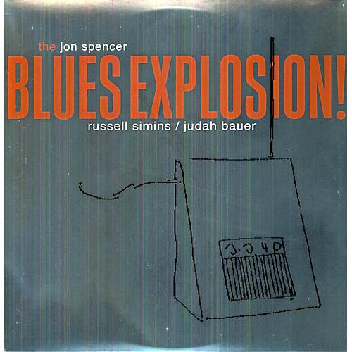 Alliance The Jon Spencer Blues Explosion - Orange
