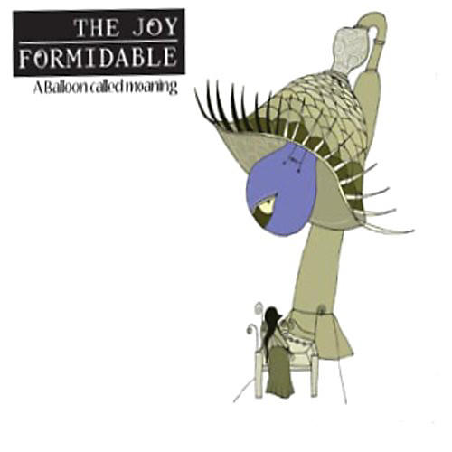Alliance The Joy Formidable - Balloon Called Moaning