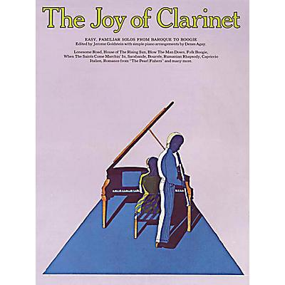 Yorktown Music Press The Joy of Clarinet Yorktown Series