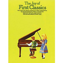 Music Sales The Joy of First Classics - Book 1 Piano Solo