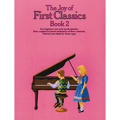 Music Sales The Joy of First Classics - Book 2 Piano Solo Songbook