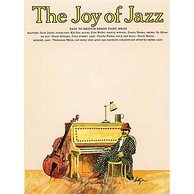 Music Sales The Joy of Jazz Piano Solo Songbook