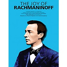Music Sales The Joy of Rachmaninoff Music Sales America Series Softcover