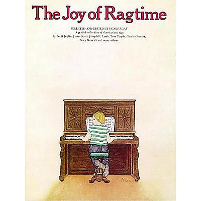 Yorktown Music Press The Joy of Ragtime Yorktown Series Softcover