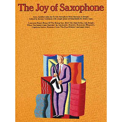 Yorktown Music Press The Joy of Saxophone Yorktown Series
