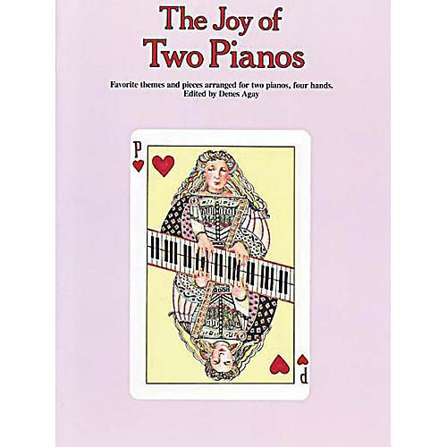 Yorktown Music Press The Joy of Two Pianos Yorktown Series Softcover