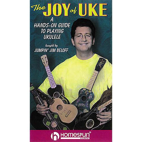 Hal Leonard The Joy of Uke (VHS)