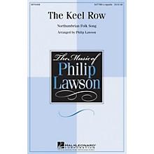 Hal Leonard The Keel Row SATTBB A Cappella arranged by Philip Lawson